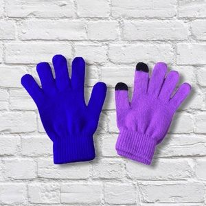 ♥️3/$15 Set of 2 Pairs of Knit Gloves